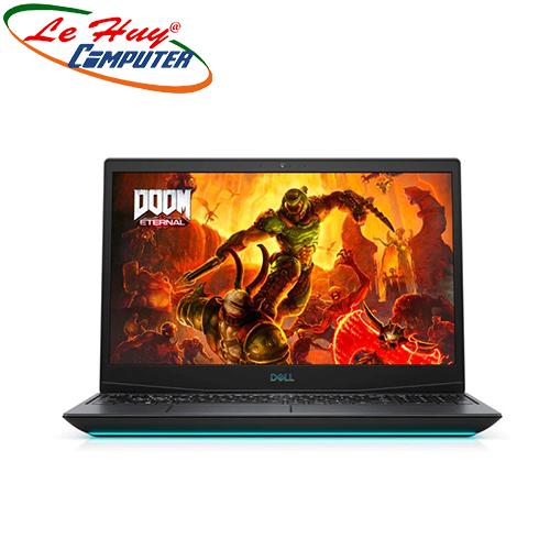 Máy Tính Xách Tay/Laptop Dell Gaming G5 15 5500 (70225485) (i7 10750H/2*4GB RAM/ 512GB SSD/15.6 inch FHD 120Hz/GTX1660Ti 6G/Win10/Đen)