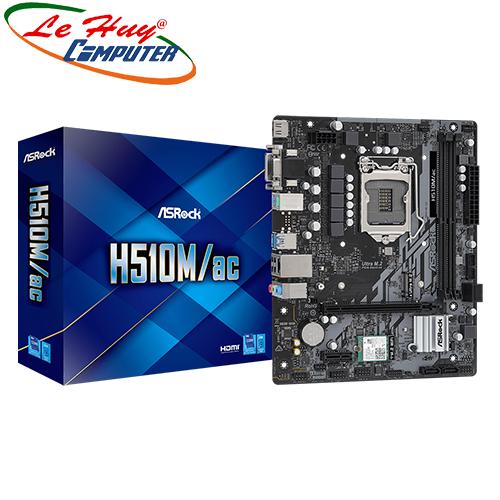 Mainboard ASROCK H510M/ac