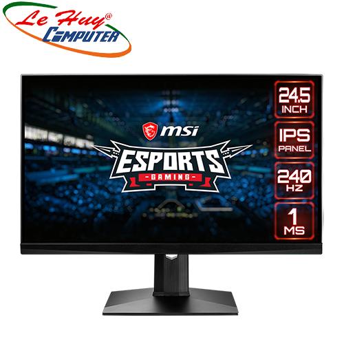 Màn hình LCD MSI Optix MAG251RX 24.5in IPS FHD 240Hz