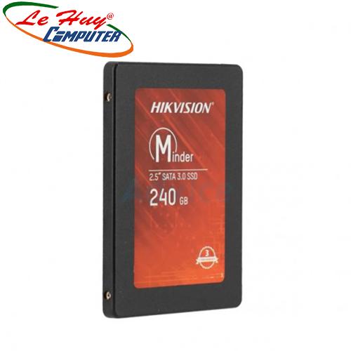 Ổ Cứng SSD HIKVISION Minder 240GB 2.5