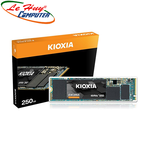Ổ cứng SSD Kioxia Exceria NVMe M.2 2280 250GB LRC10Z250GG8