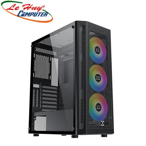 Vỏ máy tính XIGMATEK MASTER X 3FX (EN46324)