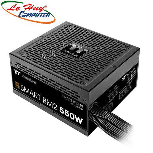Nguồn máy tính Thermal Smart BM2 550W (PS-SPD-0550MNFABx-1)