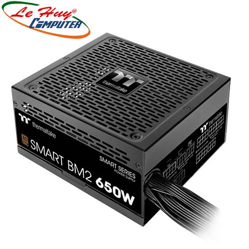 Nguồn máy tính Thermaltake Smart BM2 650W (PS-SPD-0650MNFABx-1)