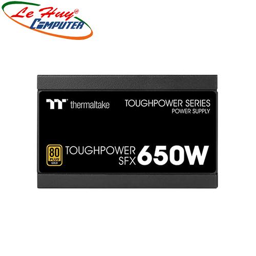 Nguồn máy tính Thermaltake Toughpower SFX 650W Gold (PS-STP-0650FNFAGx-1)