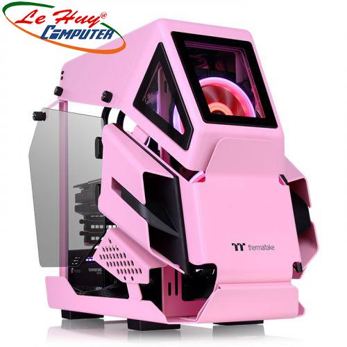 Vỏ máy tính Thermaltake AH T200 Pink Micro Chassis