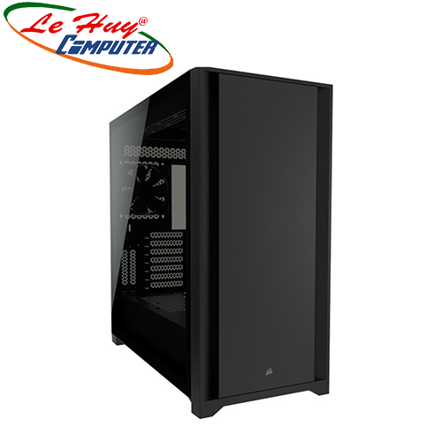 Vỏ máy tính Corsair 5000D TG Black/White (CC-9011208-WW)