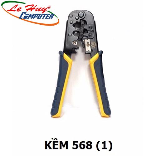 Kìm bấm dây mạng Hanlong tools HT 568