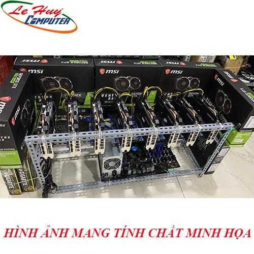 DÀN BITCOIN 6 VGA 2060 INNO3D/ZOTAC/MSI