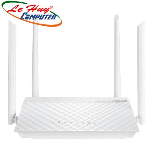 Thiết bị mạng - Router Wifi ASUS RT-AC59U V2 (Mobile Gaming) Chuẩn AC1500