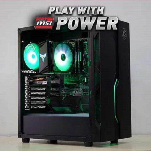 PC MSI VAMPIRIC I5 10400F / GTX 1660 Super / SSD M.2 240GB