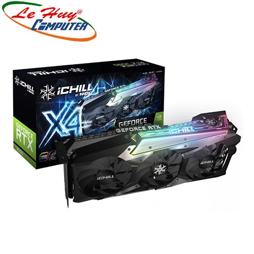 Card màn hình - VGA INNO3D GEFORCE RTX 3090 ICHILL X4