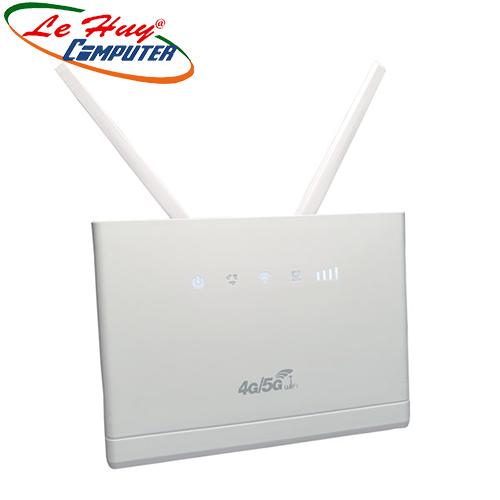 Bộ phát Wifi 4G 5G LTE CPE RS980 Plus 2 Anten 4Port