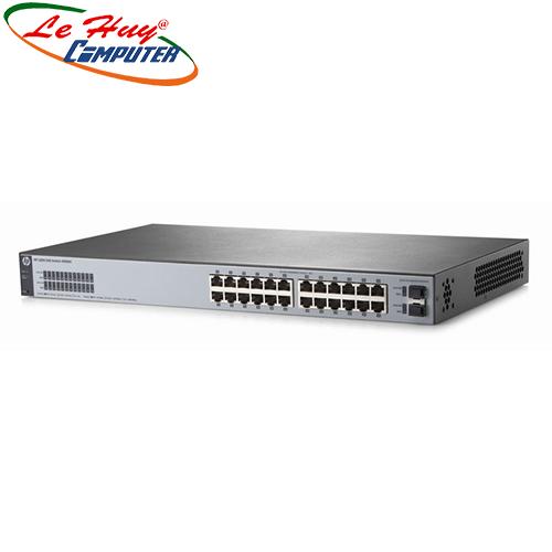 Thiết bị chuyển mạch Switch HP 1820 24G 24Ports J9980A