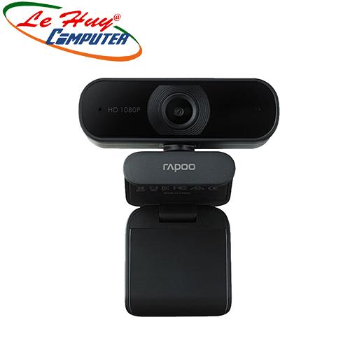 Webcam Rapoo C260 FullHD 1080p