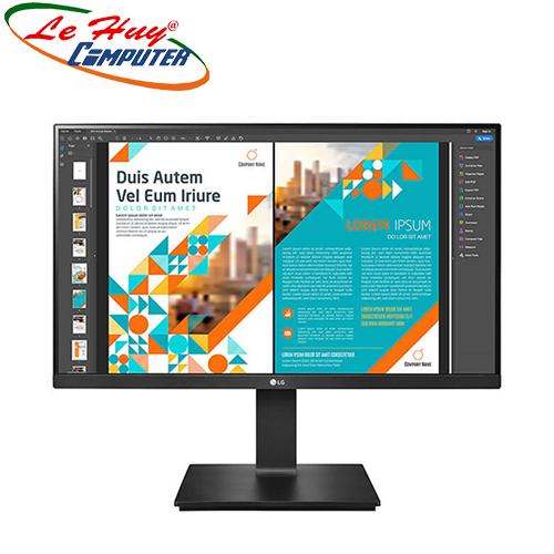 Màn hình LCD LG 24QP550-B 23.8 inch IPS 2K QHD