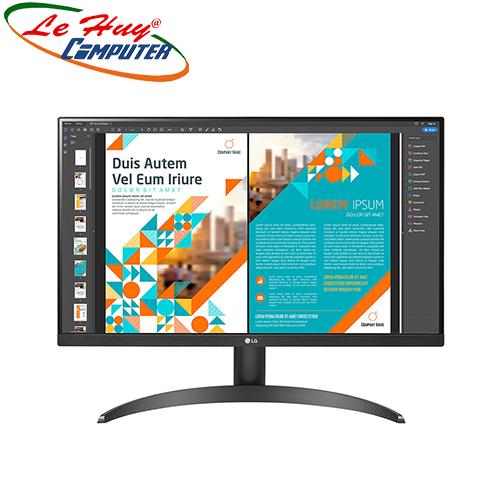 Màn hình LCD LG 24QP500-B 23.8 inch IPS 2K QHD