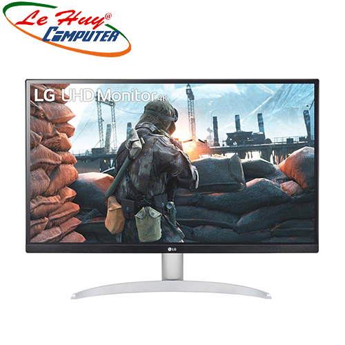 Màn hình LCD LG UltraFine 27UP600-W 27Inch 4K UHD IPS AMD FreeSync