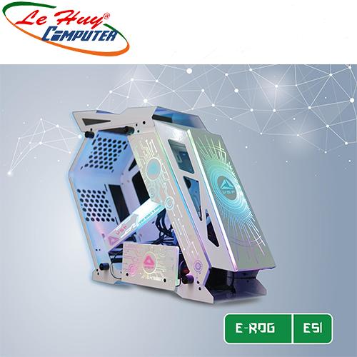 Vỏ máy tính VSP E-ROG ES1 Gaming (No FAN)
