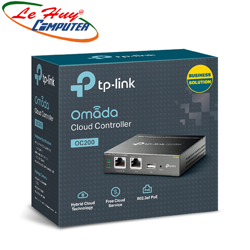 Thiết bị mạng - Router Wifi TP-Link Omada Cloud Controller OC200