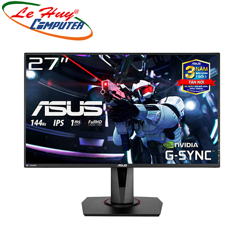 Màn hình LCD ASUS GAMING VG279Q 27inch 144Hz 1ms IPS FHD (Tích hợp Loa)