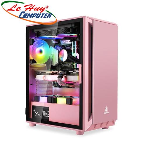 Vỏ máy tính SEGOTEP GANK 5 Pink