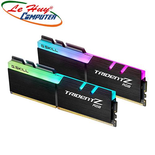 Ram Máy Tính G.Skill TRIDENT Z RGB 32GB (2x16GB) DDR4 3000MHz (F4-3000C16D-32GTZR)
