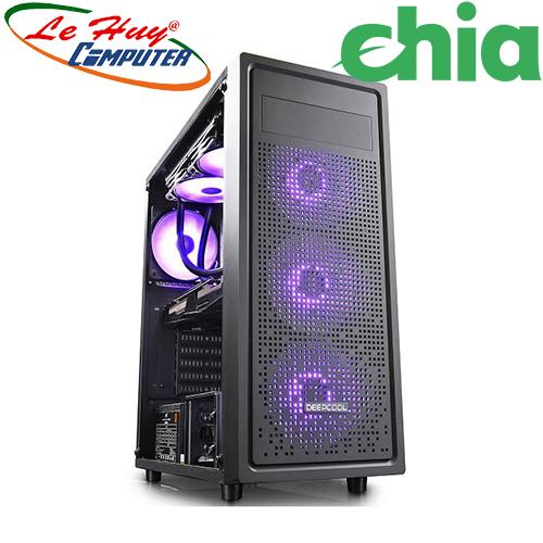 Cấu Hình Khai Thác Coin CHIA Intel i7-10700