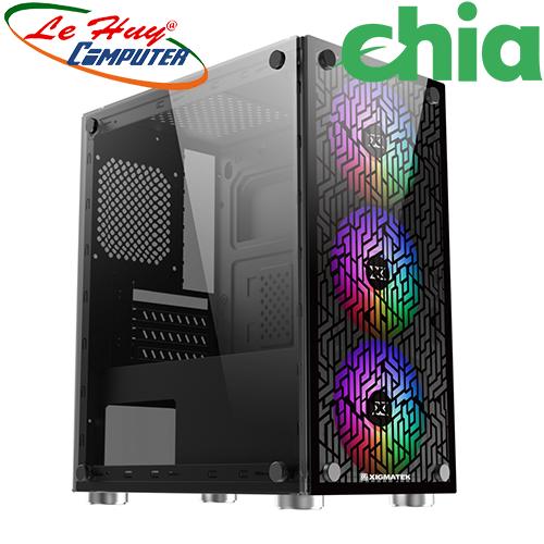 Cấu Hình Khai Thác Coin CHIA Intel i5-10400