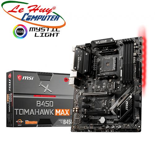 Mainboard MSI B450 TOMAHAWK MAX II