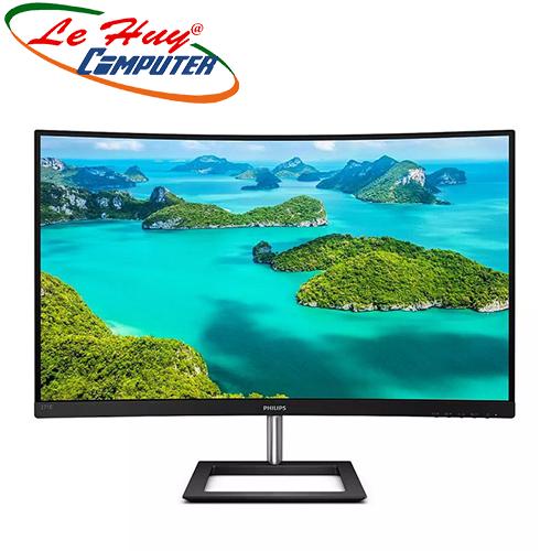 Màn hình LCD cong Philips 241E1C 24Inch FHD VA 75Hz