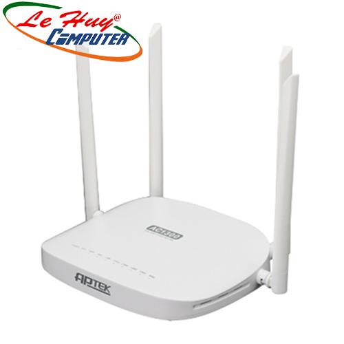 Thiết bị mạng - Router Aptek A134GHU