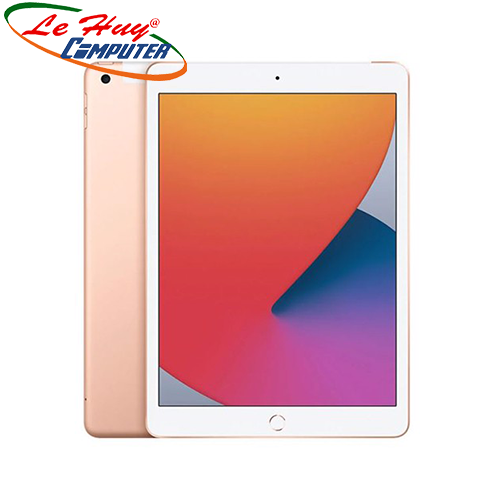 Apple iPad Gen 8 2020 Wifi + 4G 32GB 10.2 inch Vàng MYMK2ZA/A