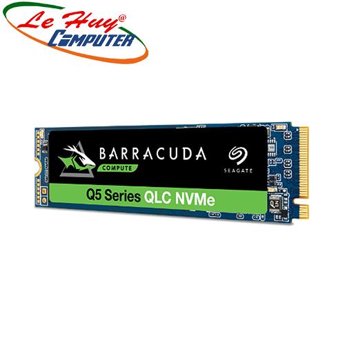 Ổ cứng SSD Seagate BarraCuda Q5 500GB M.2 2280 PCIe NVMe 3x4 (ZP500CV3A001)