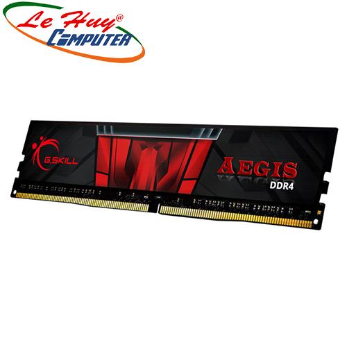 Ram Máy Tính GSKILL DDR4 4GB 2666MHz AEGIS (F4-2666C19S-4GIS)