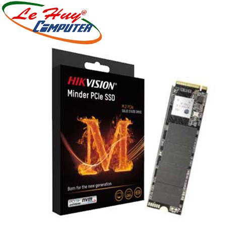 Ổ Cứng SSD HIKVISION MINDER 512GB NVME M.2 PCIe GEN3X4