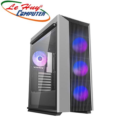 Vỏ máy tính Deepcool CL500 4F (Kèm sẵn 4 Fan A-RGB)
