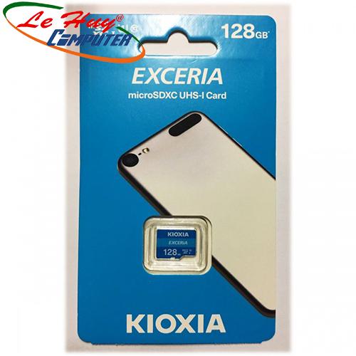 Thẻ nhớ MicroSD Kioxia Exceria 128GB Class 10