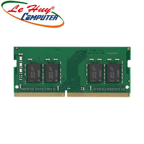 Ram Laptop Kingston 8GB 3200MHz DDR4 Non-ECC CL22 SODIM (KVR32S22S6/8)