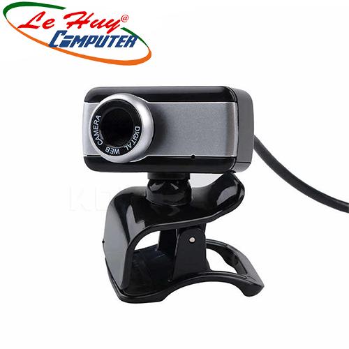Webcam KEBIDU kẹp màn hình tích hợp mic