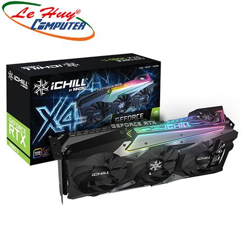 Card màn hình - VGA INNO3D RTX 3080 Ti ICHILL X4 12GB GDDR6X