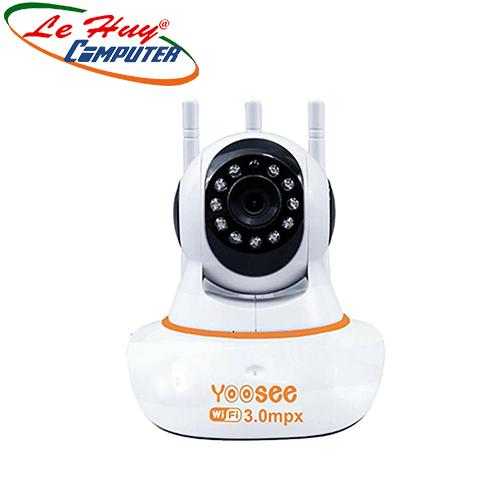 Camera IP Yoosee 3 Anten 3.0MP
