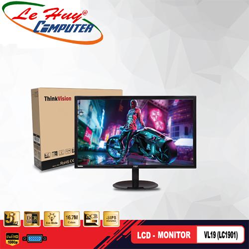 """Màn hình LCD 19"""" VSP VL19 (LC1901) 19Inch 1366x768 VGA"""