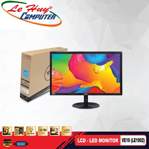 """Màn hình LCD 19"""" VSP VE19 (LE1902) 1366x768 VGA"""