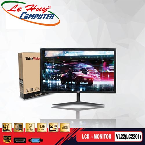 """Màn hình LCD 27"""" VSP VL22 (LC2201) 22Inch FHD (HDMI/VGA)"""