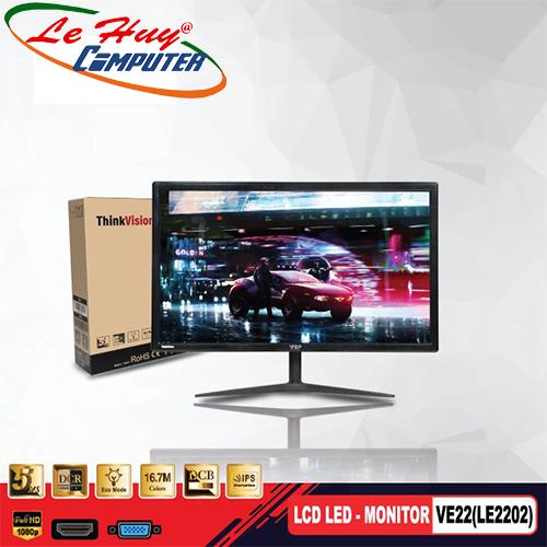 """Màn hình LCD 27"""" VSP VE22 (LE2202) 22Inch FHD (HDMI/VGA)"""