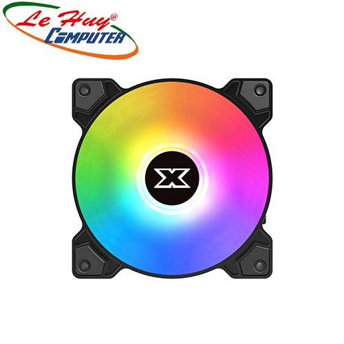 Fan Case XIGMATEK X20C (EN45464) RGB CIRCLE