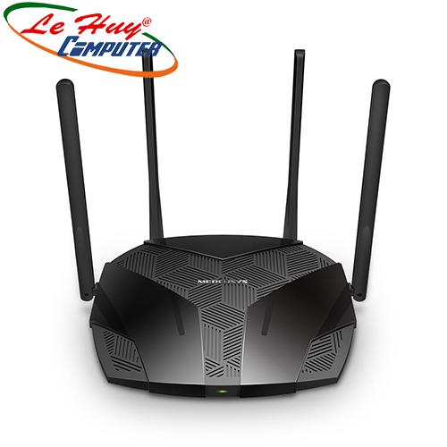 Thiết bị mạng - Router Mercusys MR70X Wifi 6 Băng Tần Kép AX1800