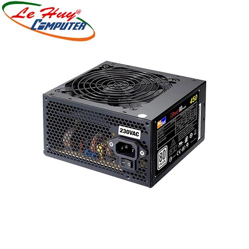 Nguồn máy tính Acbel Power supply IP 80plus G450 450W