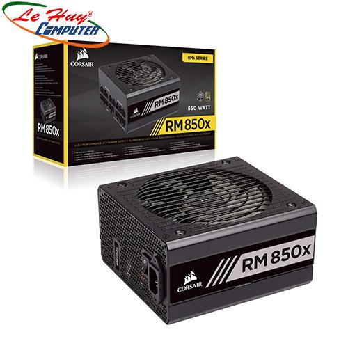 Nguồn máy tính Corsair RM850x 80 Plus Gold - Full Modul (CP-9020180-NA)